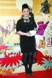组图:《熊猫大侠》首映式李湘产后首度亮相