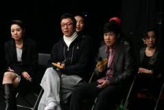 实录:张艺谋做客新浪《三枪》集结09喜剧新星