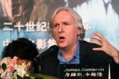 《阿凡达》中国首映詹姆斯-卡梅隆称赞张艺谋