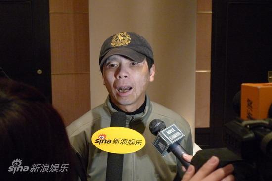 图文:澳门电影节落幕-冯小刚对话新浪娱乐