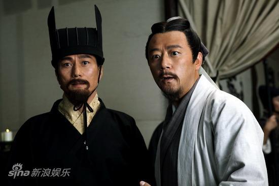 图文:《越光宝盒》剧照曝光-郭涛(右)搞怪