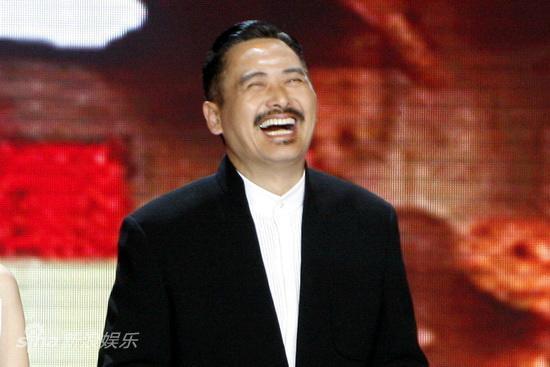 图文:《孔子》首映庆典-周润发开怀大笑