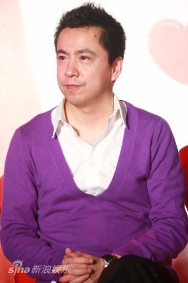图文:《全城热恋》首映--华谊兄弟传媒总裁王中磊