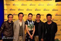 实录:《叶问2》主创做客熊黛林大方谈郭富城