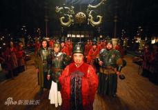 《赵氏孤儿》曝首批剧照葛优面露惊恐表情(图)