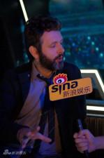 专访迈克尔-辛:首次来动漫展高度赞扬3D技术