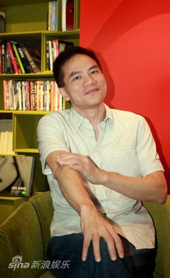 图文:《我写传奇》大赛-安乐电影公司总监制邓汉强