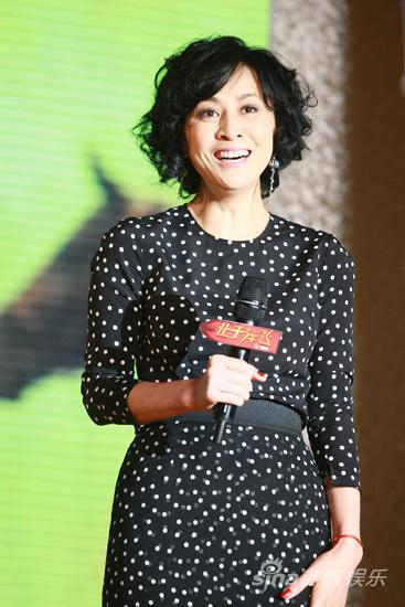 图文:《让子弹飞》发布-刘嘉玲大方亮相