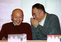 《赵氏孤儿》首映葛优黄晓明惹断背疑云(图)