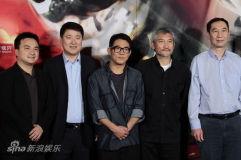 《龙门飞甲》发3D预告李连杰徐克秀感情(图)