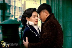 大武生曝情感剧照大S与韩庚吻戏不用替身(图)