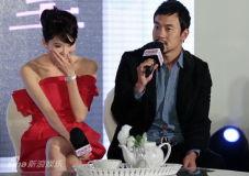 林志玲演《幸福额度》触景生泪陈坤更想做演员