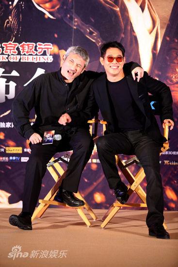 徐克李连杰合作多年