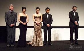 《东邪西毒终极版》戛纳首映全场默哀