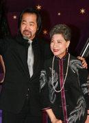 2006香港金像奖红地毯:元华和罗兰