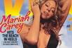 组图:玛丽亚-凯莉比基尼拍摄封面 身姿魅惑撩人