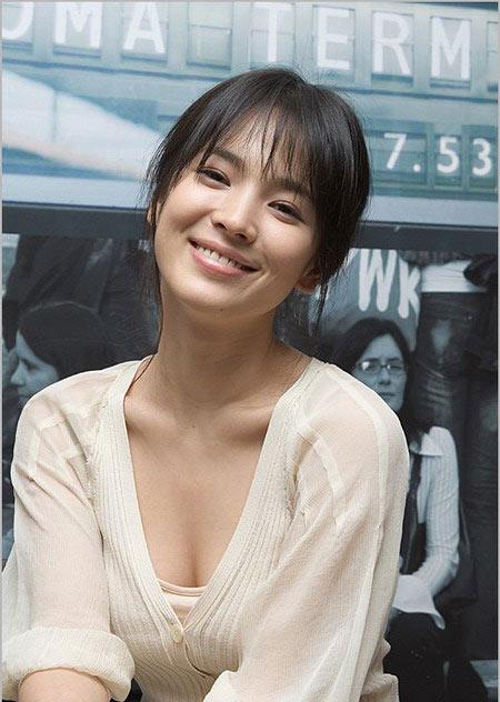 韩娱每周一星:完美情人宋慧乔的神秘魔力(图)