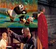 《功夫熊猫》模仿秀