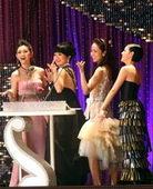 四大美女主持人随歌起舞