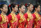 女子体操团体赛资格赛