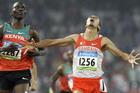 男子1500米巴林选手夺冠