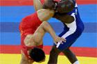 60公斤级摔跤中国负古巴
