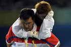 苏丽文带伤比赛赢得尊敬