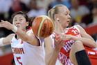 女篮中国负于俄罗斯