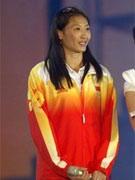 奥运冠军张宁