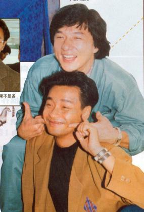 组图:张国荣52张笑脸瞬间之一--当年情