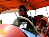 刘高兴开飞机