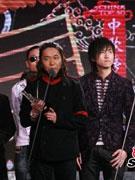 瘦人-内地年度最受欢迎乐队