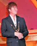 六:孙楠获最受欢迎男歌手
