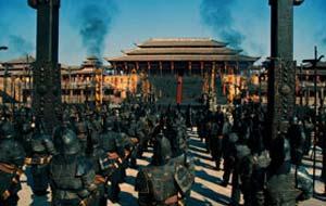 组图:宫殿场景壮丽恢弘