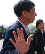 人艺党委书记马昕悲痛婉拒采访