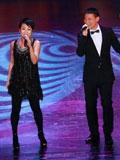 两位唱将级歌手登台