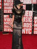 Lady Gaga另类装扮