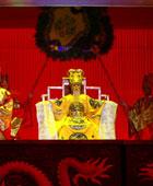 龙象征皇帝龙体