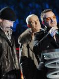 最佳现场演出奖:U2