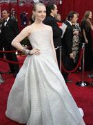 阿曼达银色长裙
