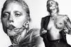 Gaga豪放裸乳