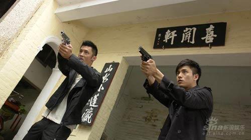 陈坤:《花花型警》不是一次加分的机会