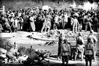 南京大屠杀影像哀思悬崖不因闭眼而消失(图)