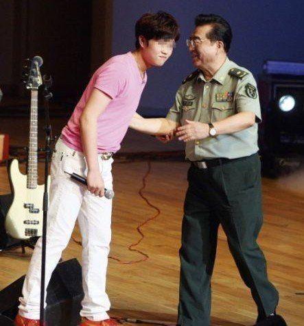 李双江与儿子