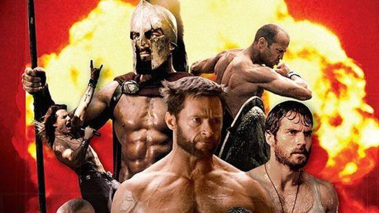 荧幕上那一个个肌肉猛男是怎么练成的?我们对男性身材的审美又产生了怎样的改变?