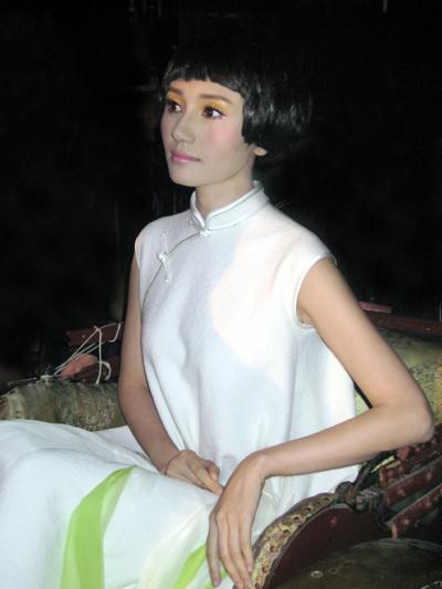 细数华语女星的旗袍情结:舞台姐妹之袁泉