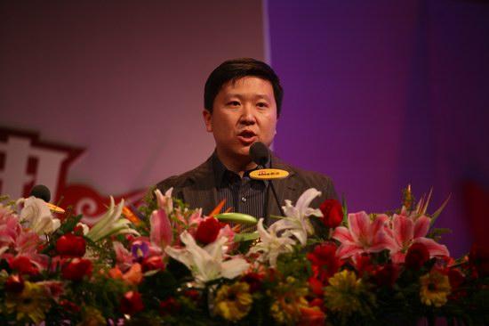 齐健彤发表感言:《龙的传人》感谢大家厚爱