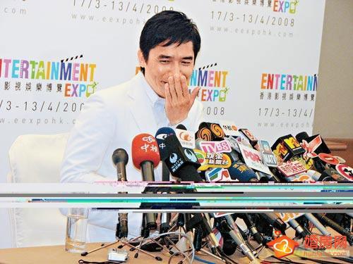 资料图片:梁朝伟刘嘉玲二十载甜蜜瞬间(6)