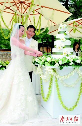 梁朝伟刘嘉玲不丹完婚唯独不见张曼玉(组图)