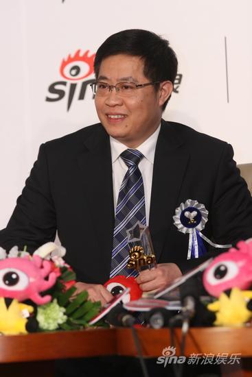 实录:新浪福临门09网络盛典年度城市领导专访